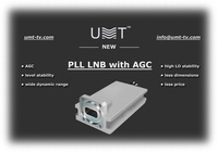 Thumb new lnb pll with agc umt llc