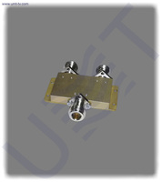 Thumb l band divider 1 to 2 n type umt llc