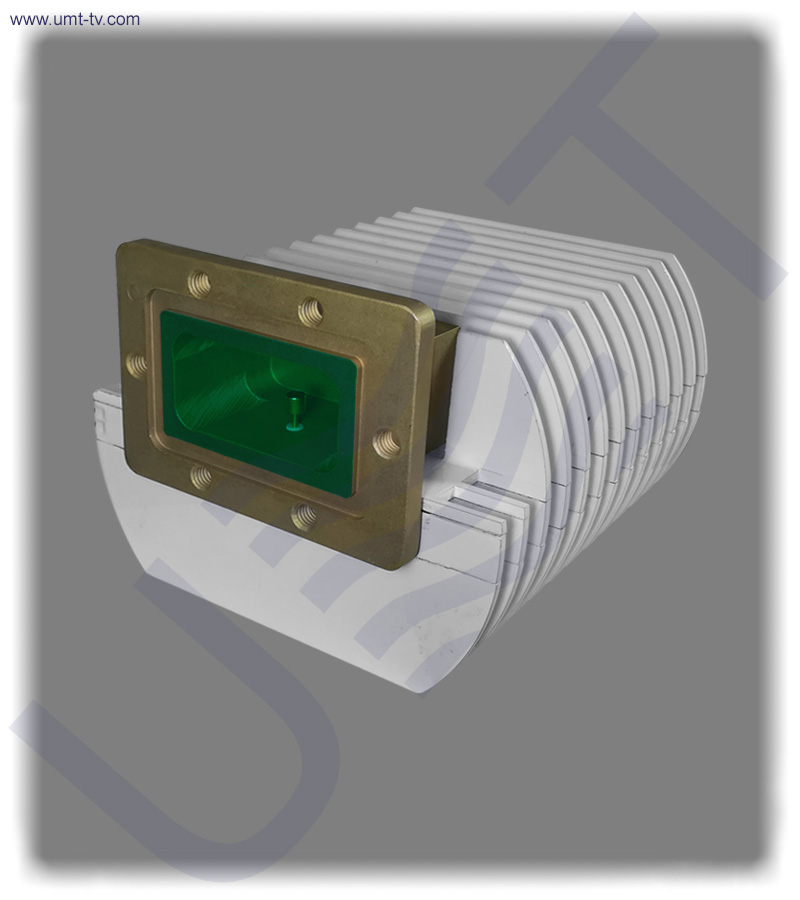 Block up converter 4w c band umt